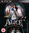 .PS3 Alice: Madness Returns.