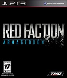 .PS3 Red Faction Armageddon.